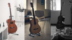 Best Guitar Stands. Budget Good Quality Stands for Acoustic and Electric Guitar on Amazon