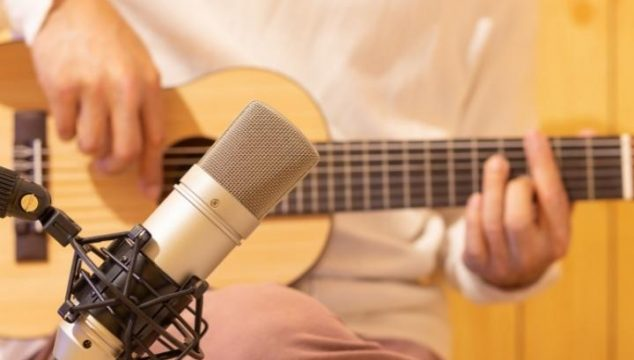 Best Acoustic Guitar Mic For Recording