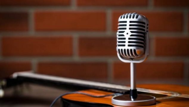 Best USB Microphone For Acoustic Guitar and Vocals