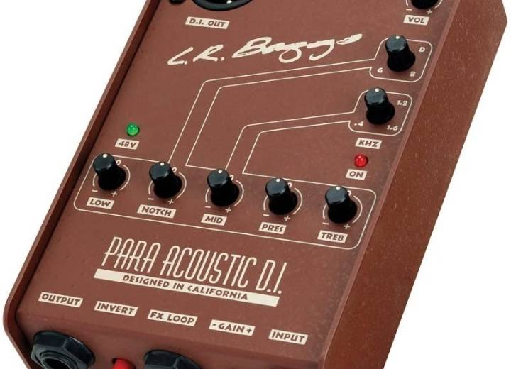 Do I need a DI box for Acoustic Guitar