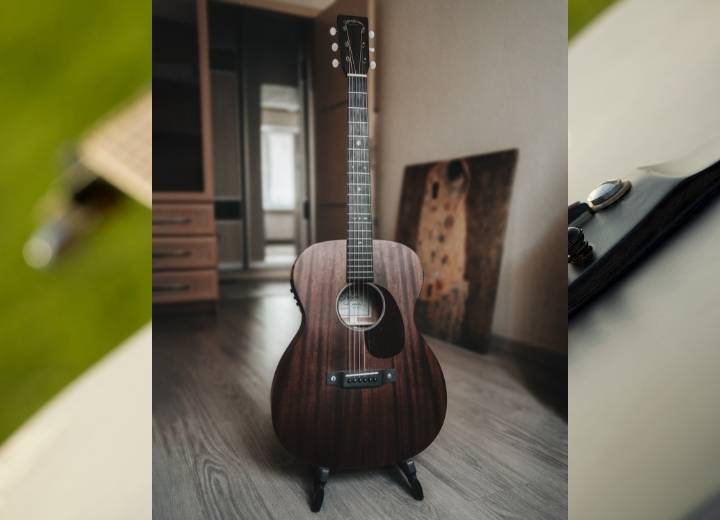 What is an acoustic electric guitar