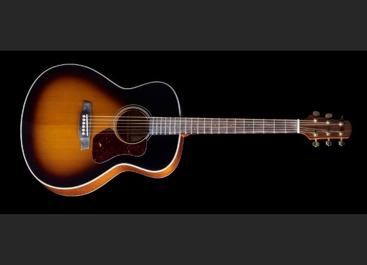 What is an acoustic guitar