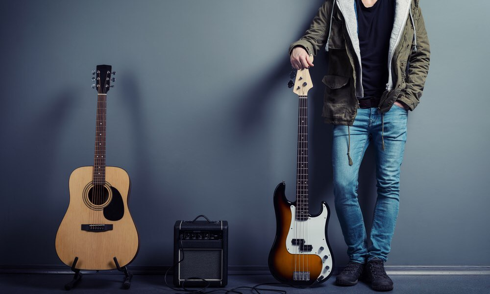 You need to know clearly what kind of guitar you can start with