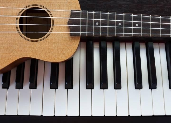 Is Ukulele Easier Than Piano