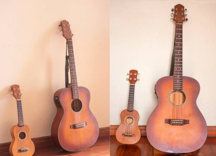 Ukulele vs Guitar: Which is Easier to Learn