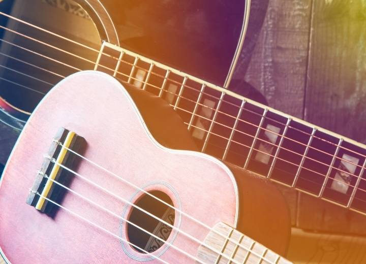 Ukulele vs guitar for child: Which one should your kids start with