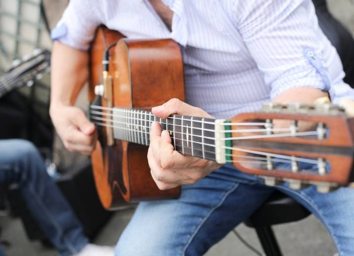 What is the classical guitar