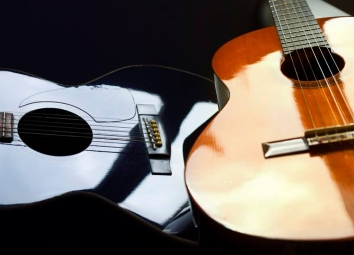 What's The Difference Between Folk Guitar Vs Acoustic Guitar