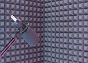Why Do Recording Studios Have Foam On The Wall