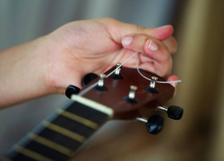 reasons why the ukulele is out of tune
