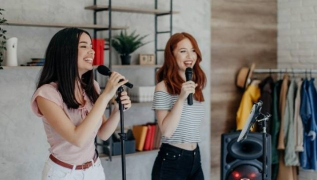 How To Set Up Karaoke At Home Using Youtube