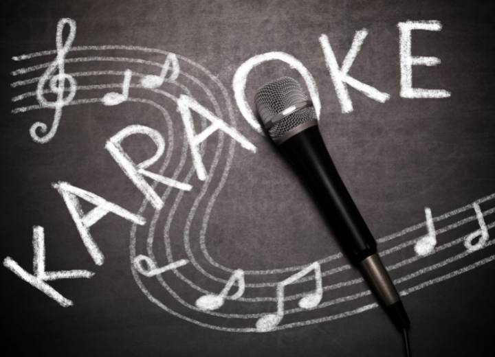 where does the word karaoke come from